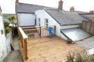 Rear deck patio