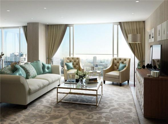 E1: Reception Room