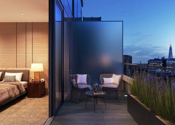 E1: Terrace