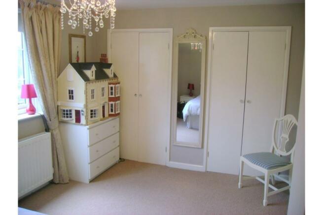 Barn Bedroom Two