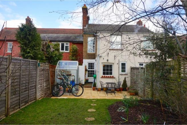 2 bedroom terraced house for sale in Blackbird Street