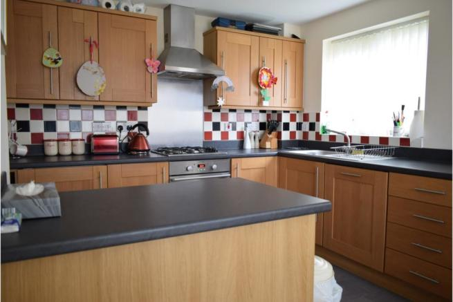 4 bedroom detached house for sale in bacon close giltbrook ng16 ng16