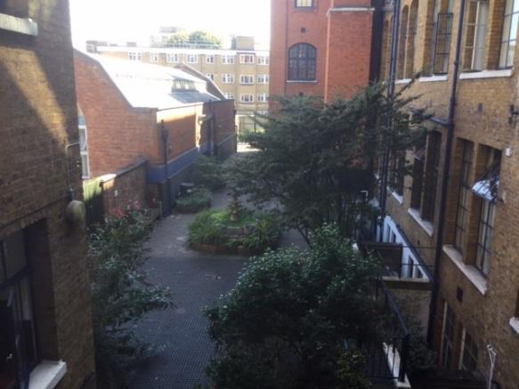 Communal Courtyard