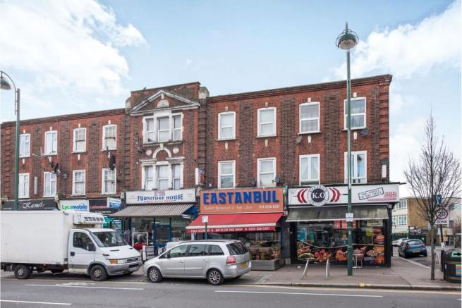 2 bedroom apartment for sale in High Road Leytonstone ...