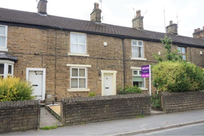 2 Bedroom Terraced House For Sale In Compstall Road Marple Bridge