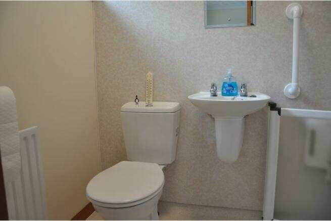 En-Suite Wetroom