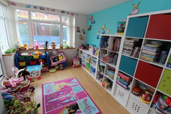 Study/Playroom