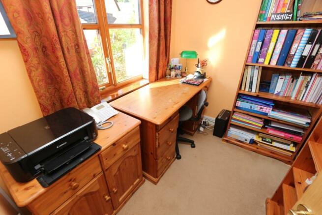 Bedroom Five / Study