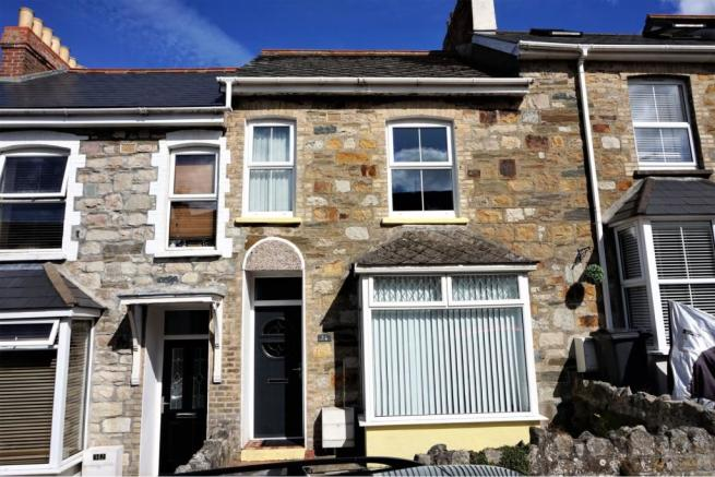 3 bedroom town house for sale in St  Johns Road, Newquay, TR7, TR7
