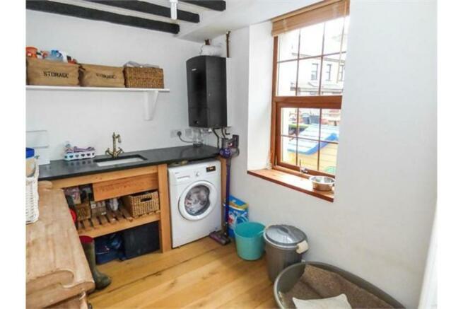 Cottage Utility Room