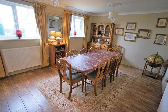 Annexe Dining Room