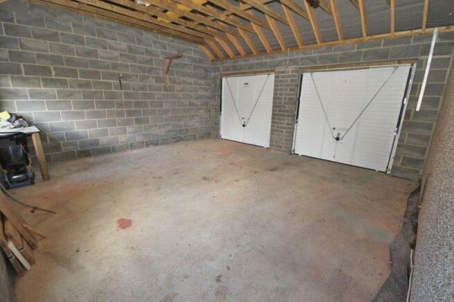 Garage internal