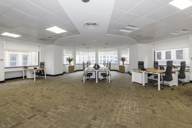 Serviced Office to rent in 18 King William Street, London