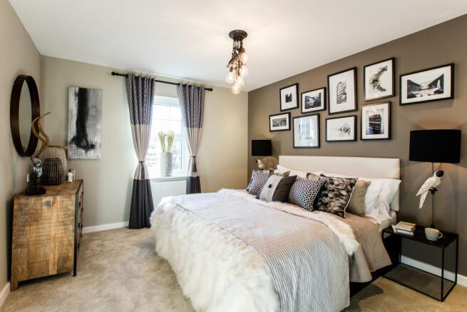Landguard_bedroom