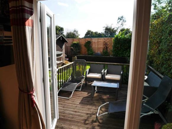 Patio Doors to