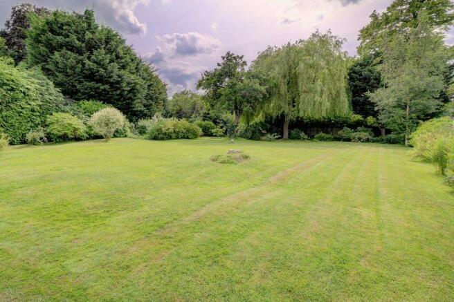 1/3 acre garden