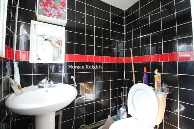 Separate WC: