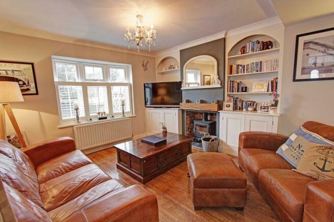 Charming lounge