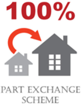 100% Part Exchang...