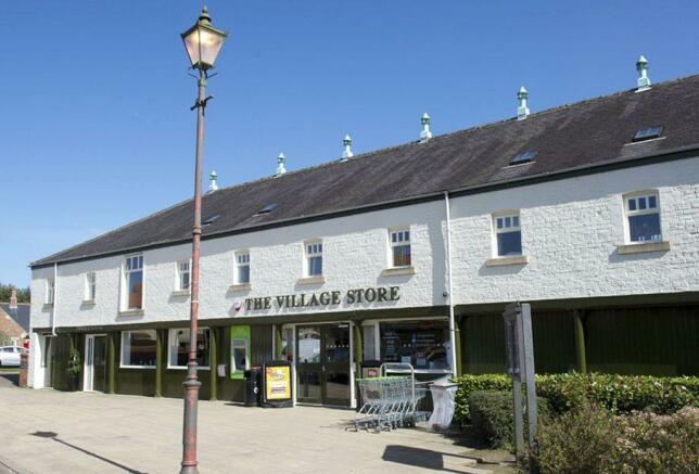 Wynyard Village store