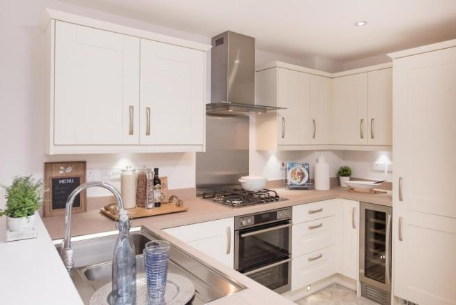 Helmsley Show Home