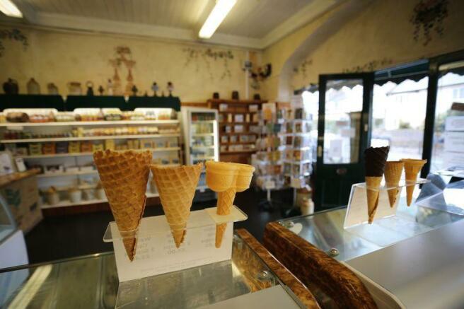 The Creamery -...