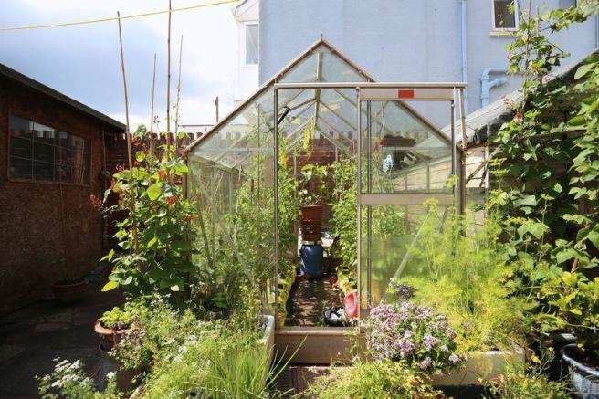 Greenhouse in ...