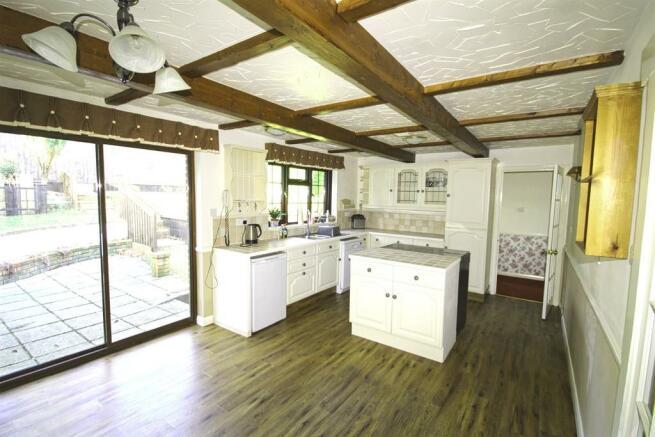 Kitchen - Vacant