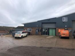 Photo of Circa 3000sq ft Industrial space with offices - Rutland