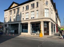 Photo of 2600 sq ft studio/retail space - Nottingham City Centre