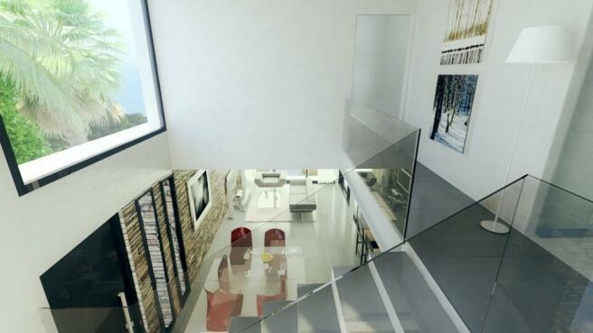 Stair - 1B