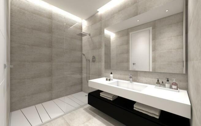 baño HR