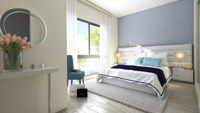 Render Dormitorio Pa