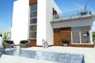 new home for sale in Daya Vieja, Alicante...