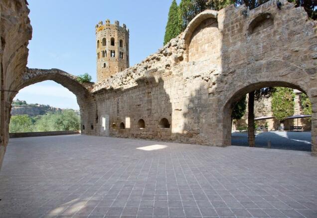 27 Bedroom Castle For Sale In Orvieto Terni Umbria Italy