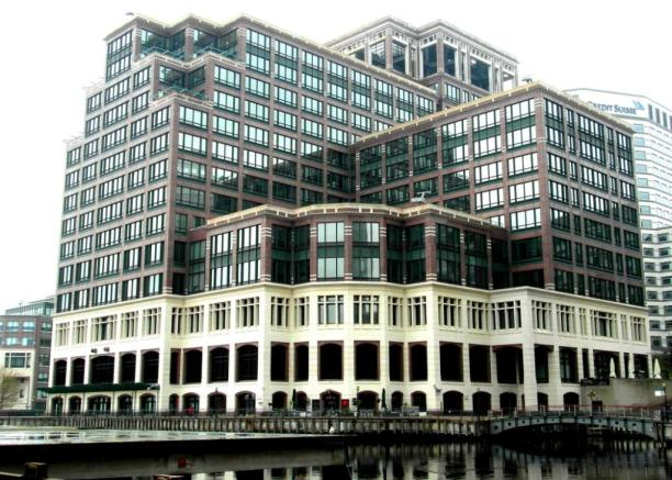 25 cabot square