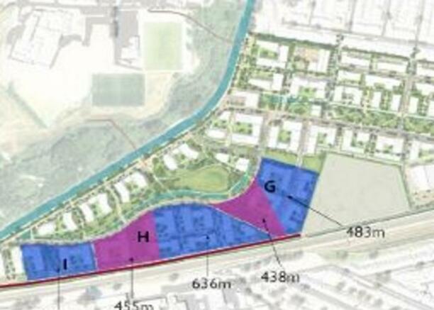 area breakdown south