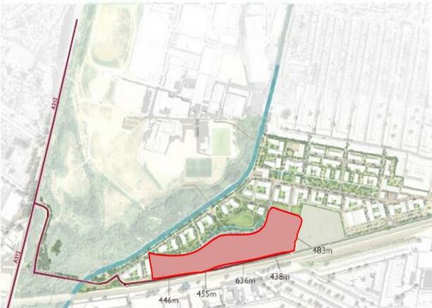 area map waterside