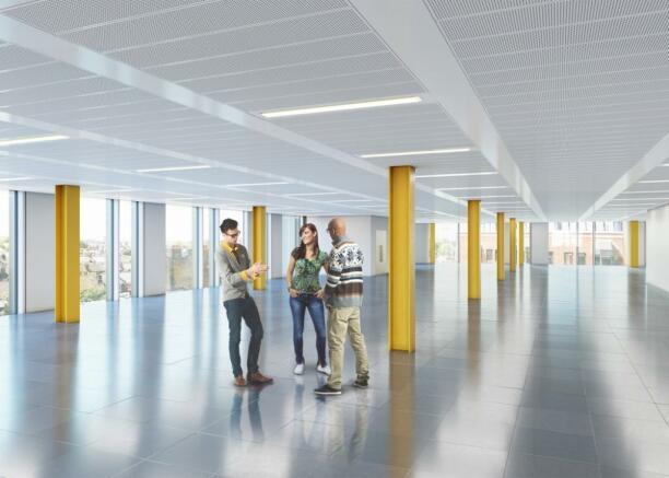 Foundary Floor 1050x