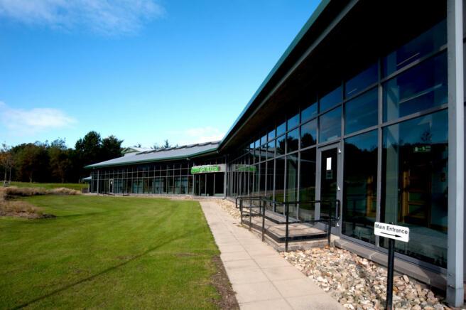 Enterprise  Centre,