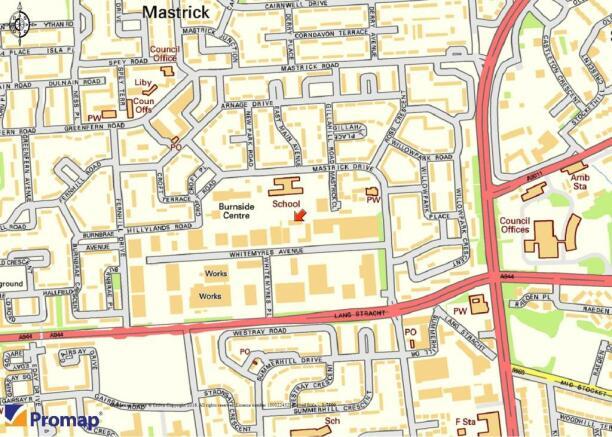 Promap Location