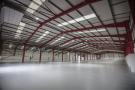 Warehouse interior -