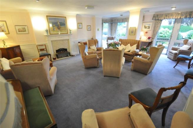 Residents Lounge B