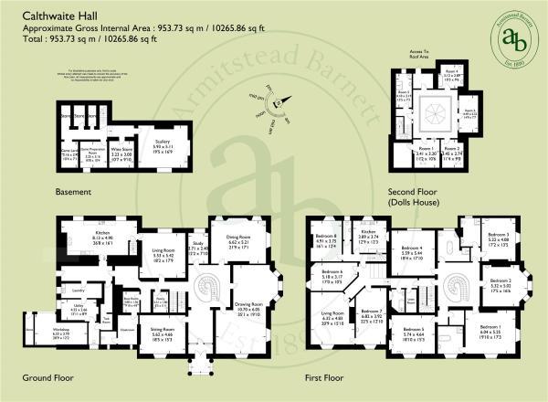 Floorplan Calthwaite