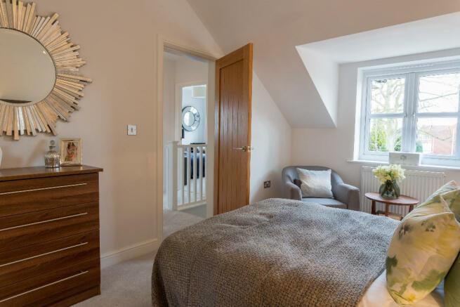 Bed2, en suite