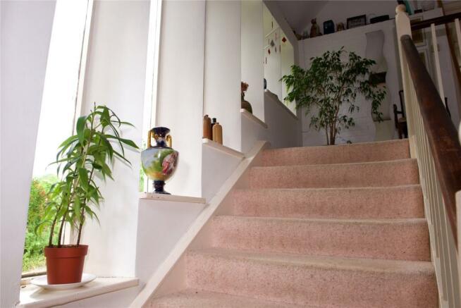 Stair To Floor