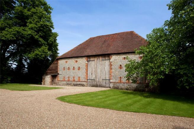 Rubble Stone Barn