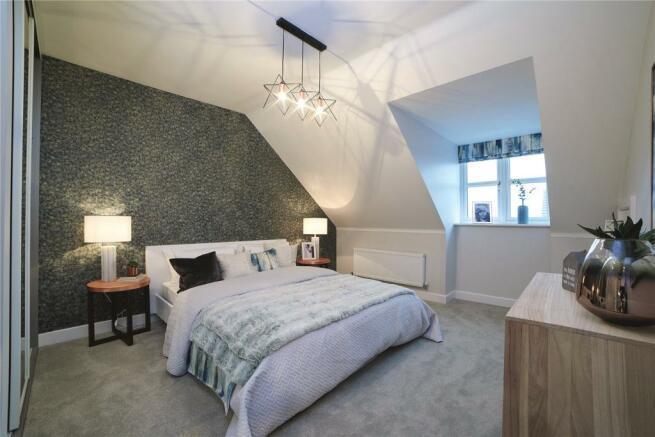 Acton Master Bedroom