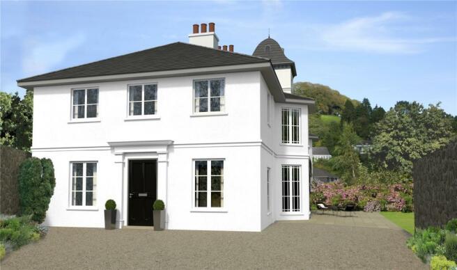 Hill House Cgi