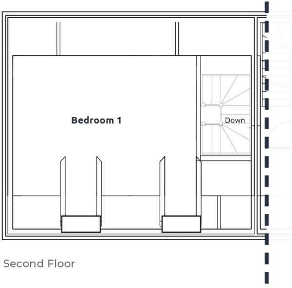 Quince - 2nd Fl Plan